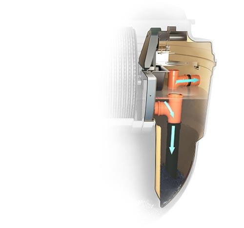 Clarificateur, Micro Station Epuration Autonome