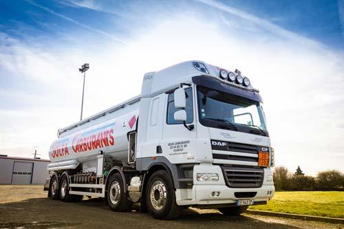 Livraison GNR/GNR Premium entreprise Solfa Carburants