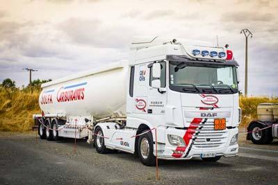 Livraison Carburant entreprise