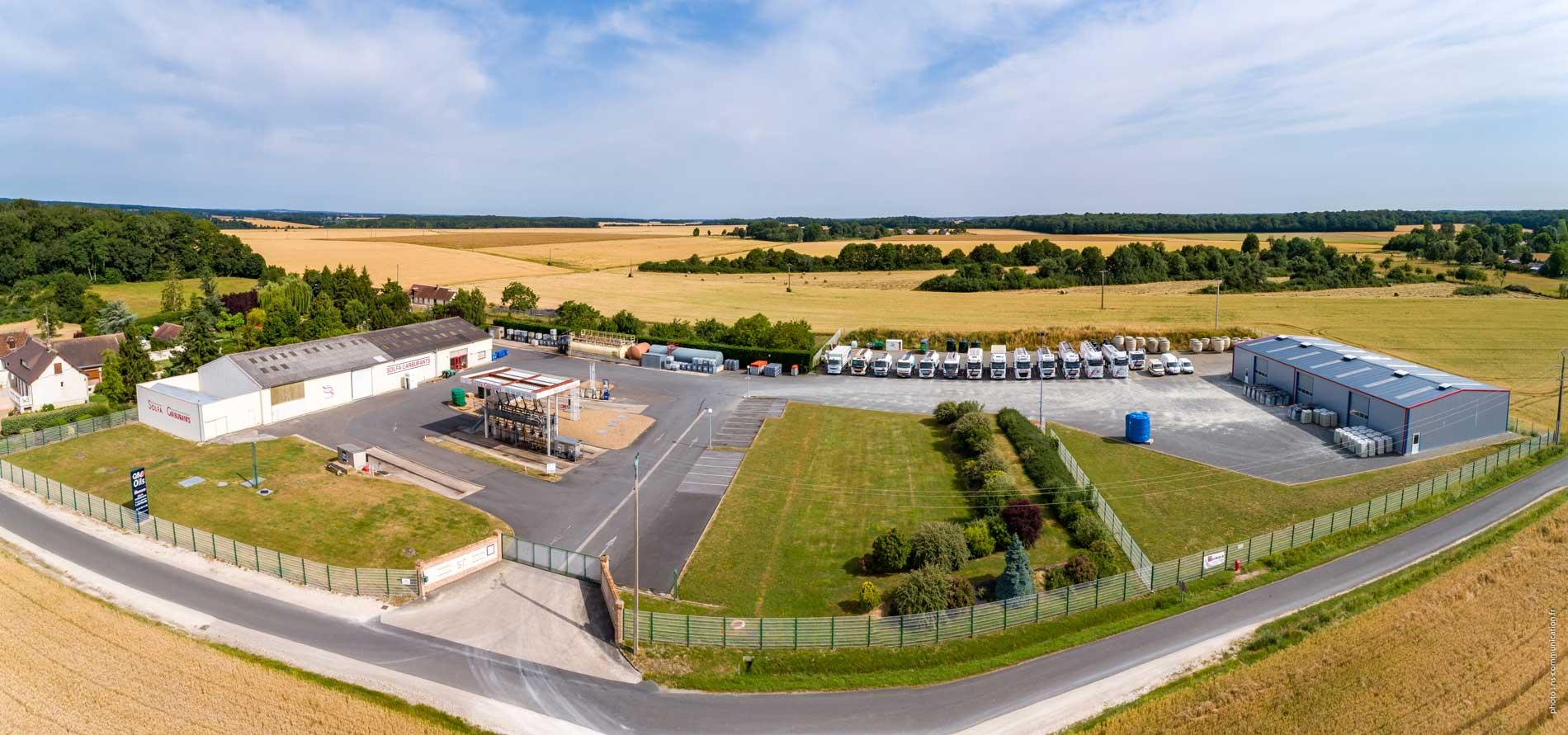 Actualité entreprise Solfa Carburants Villebout (41)