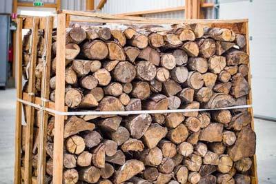 Livraison bois a domicile