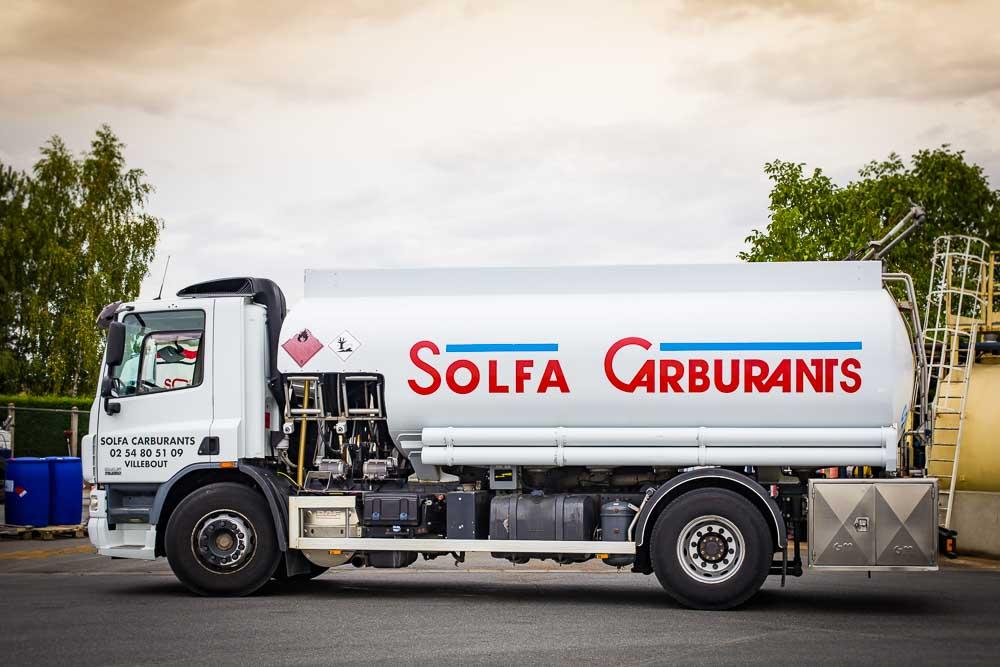 Livraison carburant pour professionnels collectivités