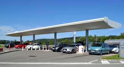 Livraison carburant pour professionnels pour station service